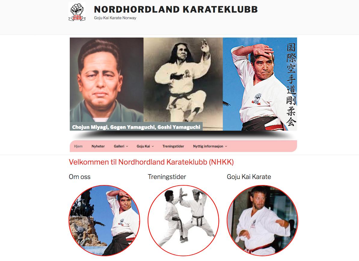 Nordhordland Karateklubb