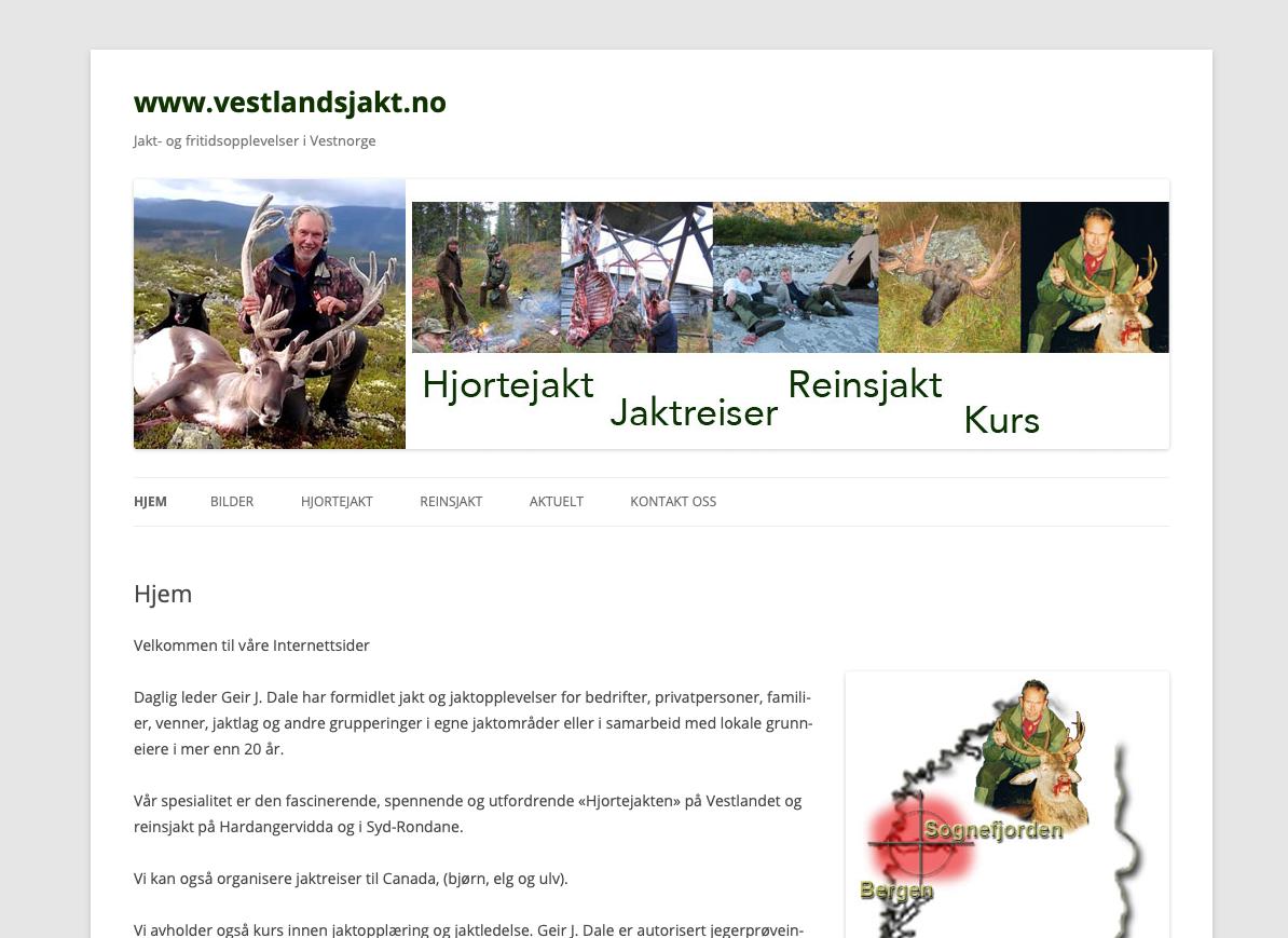 vestlandsjakt_dot_no